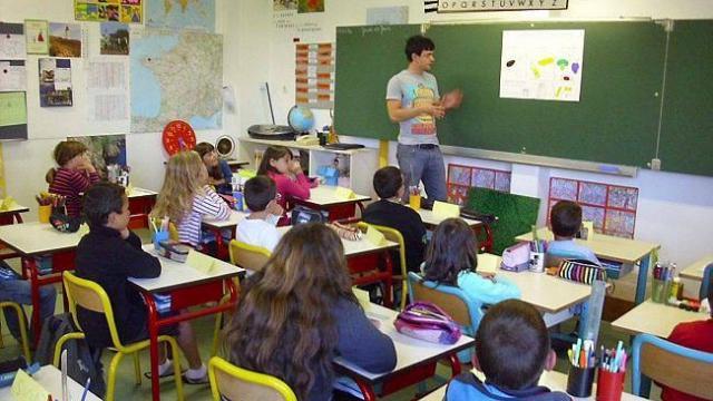 Ecole l mentaire g n ralit s - Image d ecole maternelle ...